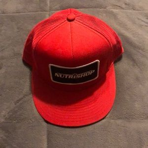 Other - Nutrishop trucker hat
